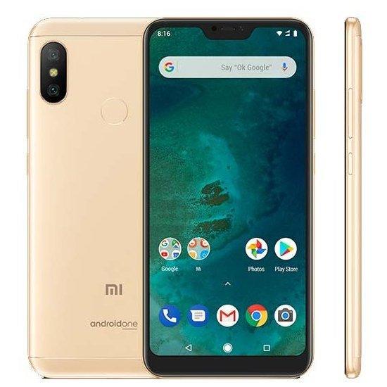 Купить Смартфон Xiaomi Mi A2 Lite 3/32GB