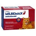 Novartis Мильбемакс таблетки для взрослых кошек