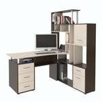 Компьютерный стол НАЯ КС-15 Орхидея ()