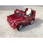 RiverToys Электромобиль RiverToys Mercedes-Benz G65-LS528 GLANEC-CHERRY