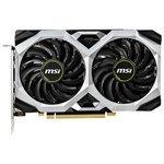 MSI GeForce GTX 1660 Ti 1830MHz PCI-E 3.0 6144MB 12000MHz 192 bit HDMI HDCP VENTUS XS OC