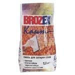 Затирка BROZEX Кант 1.5 кг
