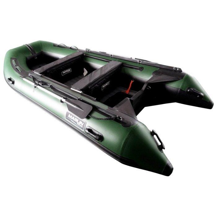 надувные лодки с транцем 4-5 мест