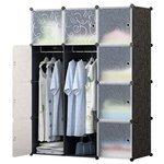 COSTWAY Стеллаж для одежды HW12034