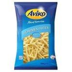 Aviko замороженный картофель фри avico 2500 г