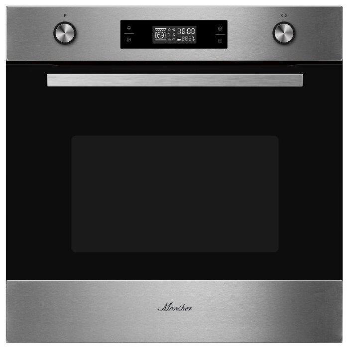 Встраиваемый электрический духовой шкаф Monsher MOE 6292 X купить в интернет-магазине Холодильник.Ру с доставкой по Екатеринбургу, отзывы,  цена, характеристики, фото