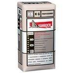 Затирка Kamrock Идеальный шов 25 кг