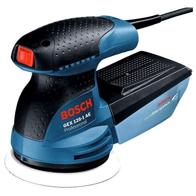 Купить Bosch GEX 125-1 AE