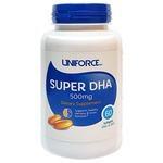 Омега жирные кислоты Uniforce Super DHA 500 мг (60 капсул)