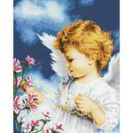 Белоснежка Алмазная вышивка Белоснежка Малютка Ангел