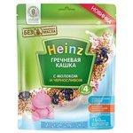 Каша Heinz молочная гречневая с черносливом (с 4 месяцев) 250 г