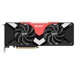 Palit GeForce RTX 2080 1815MHz PCI-E 3.0 8192MB 14000MHz 256 bit HDMI HDCP GamingPro OC