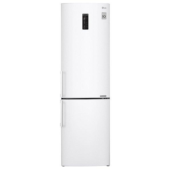 Холодильник LG GA-B449YVQZ: двухкамерный, отзывы, белый, FNF Wi-Fi, обзор