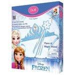 D&M Набор для создания полезных аксессуаров из фетра Принцеса Эльза. Frozen