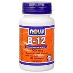 NOW Витамин B-12 таб. №100