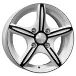 Купить K&K Мирель 6x14/4x100 D67.1 ET25 Венге