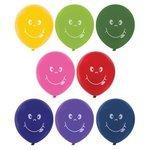 Набор воздушных шаров Золотая сказка Смайл 105007 (50 шт.)