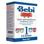Смесь Bebi Premium 1 в коробке (0-6 месяцев) 400 г