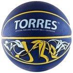 Баскетбольный мяч TORRES Jam, р. 3