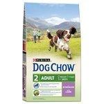 DOG CHOW Adult с ягненком для взрослых собак (0.8 кг)