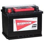 Автомобильный аккумулятор Hankook MF56220 62 Ач