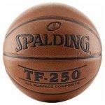 Баскетбольный мяч Spalding TF-250 All Surface, р. 5
