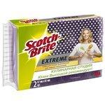 """Набор формованных губок для посуды Scotch-Brite """"Extreme"""" 2 шт."""