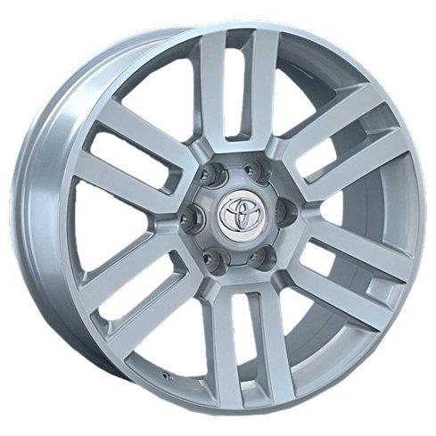 Купить Storm Wheels SLR-253 7.5x18/6x139.7 D106.1 ET25 Silver