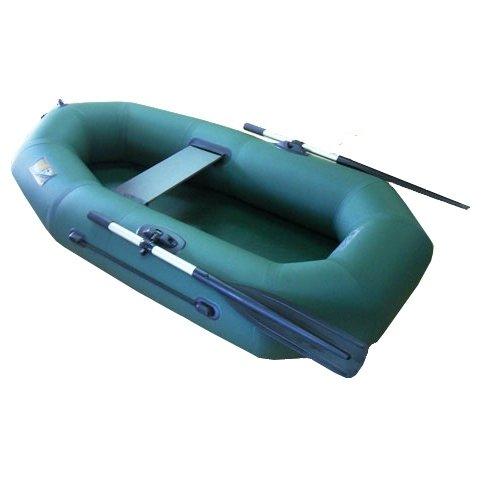 все о пвх лодке нерпа 3
