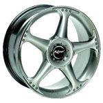 Купить Kosei RG 7x16/5x110 D73 ET-35 Silver