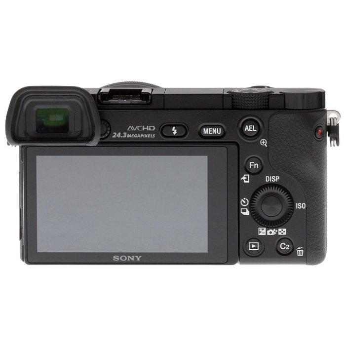 Купить Sony Alpha ILCE-6000 Kit