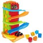 Сортер PlayGo Башня испытаний 5 в 1