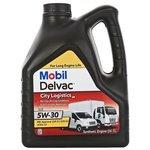 MOBIL Delvac City Logistics M 5W-30 4 л