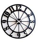 Часы настенные кварцевые Roomton Лофт 00240