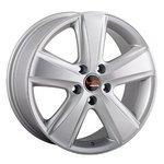 Купить LegeArtis TY110 7x17/5x114.3 D60.1 ET39 Silver