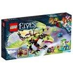 Классический конструктор LEGO Elves 41183 Зловещий дракон короля гоблинов