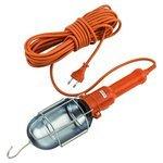 Переносной светильник LUX ПР-60-10, 60 Вт, шнур 10 м