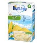 Каша Humana молочная кукурузная (с 6 месяцев) 200 г