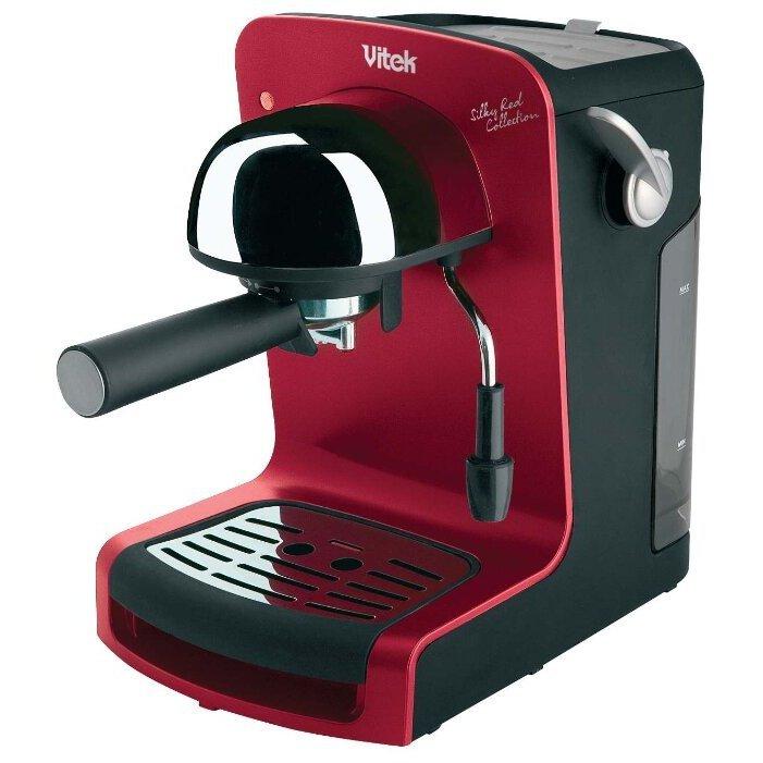 Купить Кофеварку VITEK VT-1508 в интернет-магазине ЭЛЬДОРАДО. Цена VITEK VT-1508, характеристики, отзывы