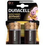 Батарейка D Duracell LR20-2BL NEW (2/20/3300)