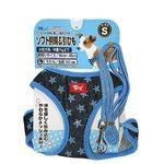 Шлейка с поводком Japan Premium Pet Tarky S