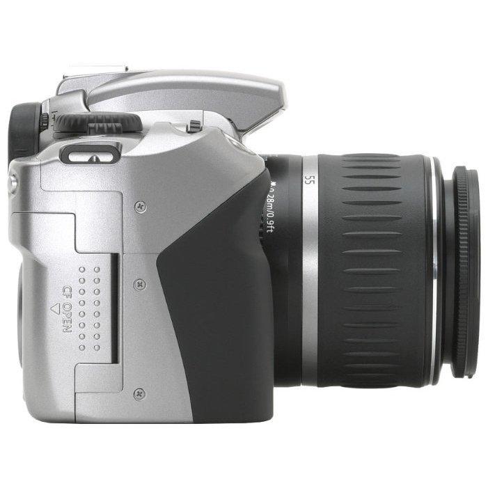 Как фоткать на фотоаппарат кэнон