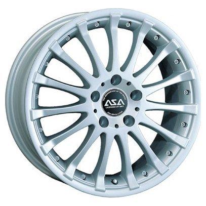 Купить ASA Wheels JH5 7x15/4x100 D73 ET40 Silver
