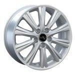 Купить LegeArtis TY74 7x17/5x114.3 D60.1 ET45 Silver