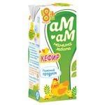 Кефир АМ-АМ мамина забота детский (с 8-ми месяцев) 3.2%, 210 г