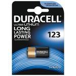 Батарейка CR123 Duracell CR123 ULTRA (10/50/5400)