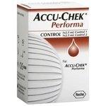 Accu-Chek контрольный раствор Performa