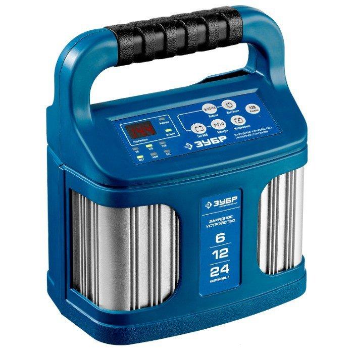 Зарядное устройство ЗУБР 59305 - отзывы владельцев