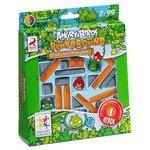 Настольная игра BONDIBON Angry birds. Под конструкцией (Ф48269)