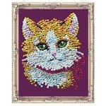 Color Kit Картина из пайеток Кошечка (CM002)